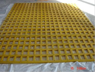 大型聚氨酯筛网
